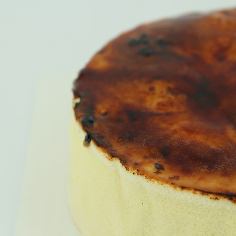 炙燒焦糖軟心乳酪蛋糕 | Burning Soft Heart Cake