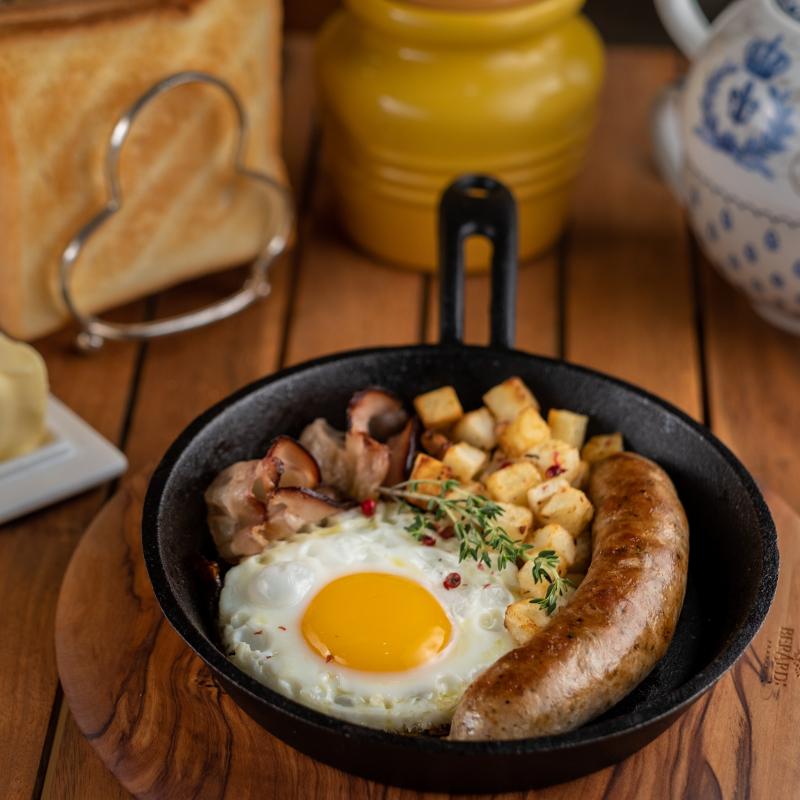 (買1贈1) CHEZ BIX原味手工肉腸 / Regular Sausage