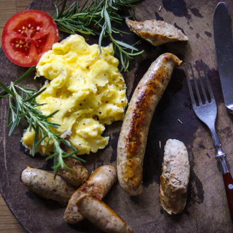 (買1送1)CHEZ BIX普羅旺斯香草手工肉腸 / Herbs Sausage