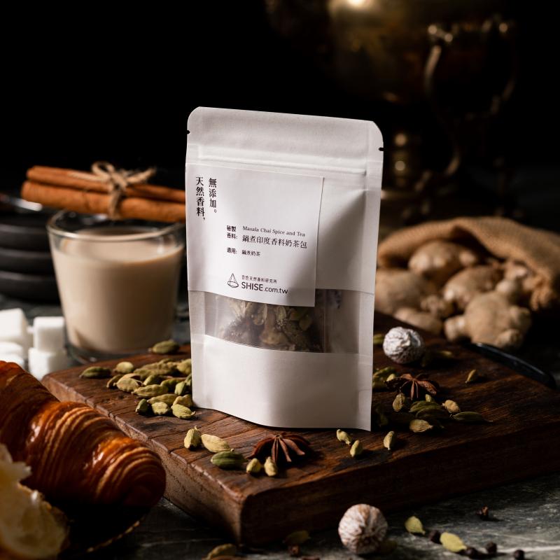 鍋煮印度香料奶茶 / Masala Chai Spice and Tea
