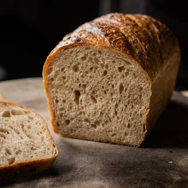 全麥酸麵包 / Whole Wheat Sourdough