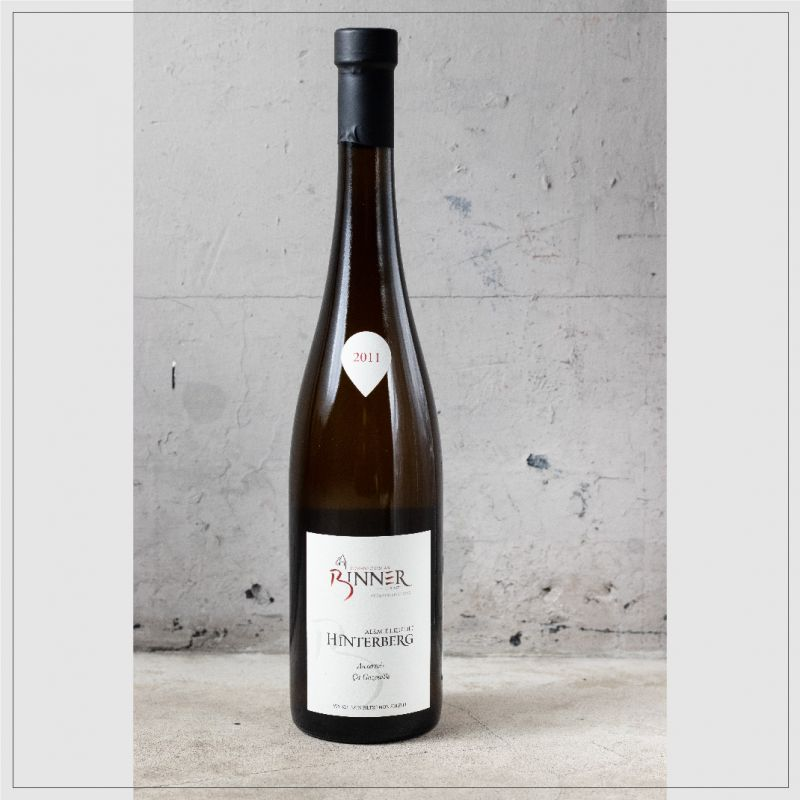 法國 阿爾薩斯 Hinterberg Auxerrois ca gazouille 2011 白酒