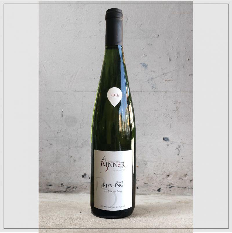 法國 阿爾薩斯 Riesling Le Salon Des Bains 2016白酒
