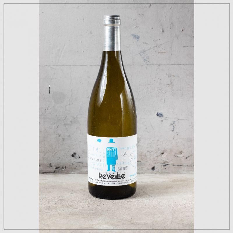 法國 胡西雍 White Spirit 2018 白酒