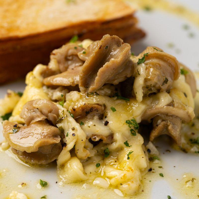 宅配-經典大蒜奶油烤白玉蝸牛 /  Escargots in Garlic and Parsley Butter
