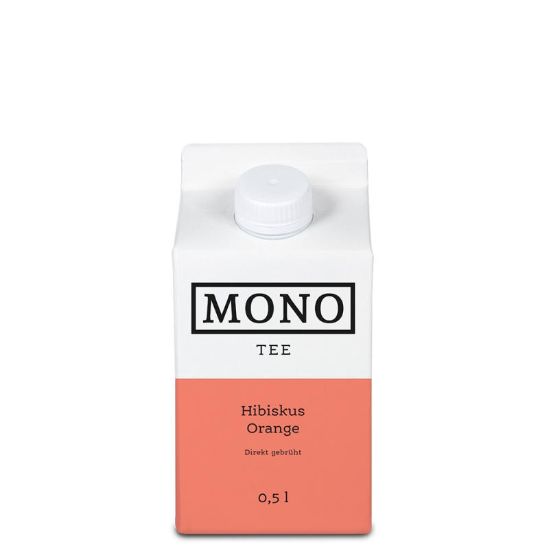 莫諾香橙芙蓉花茶
