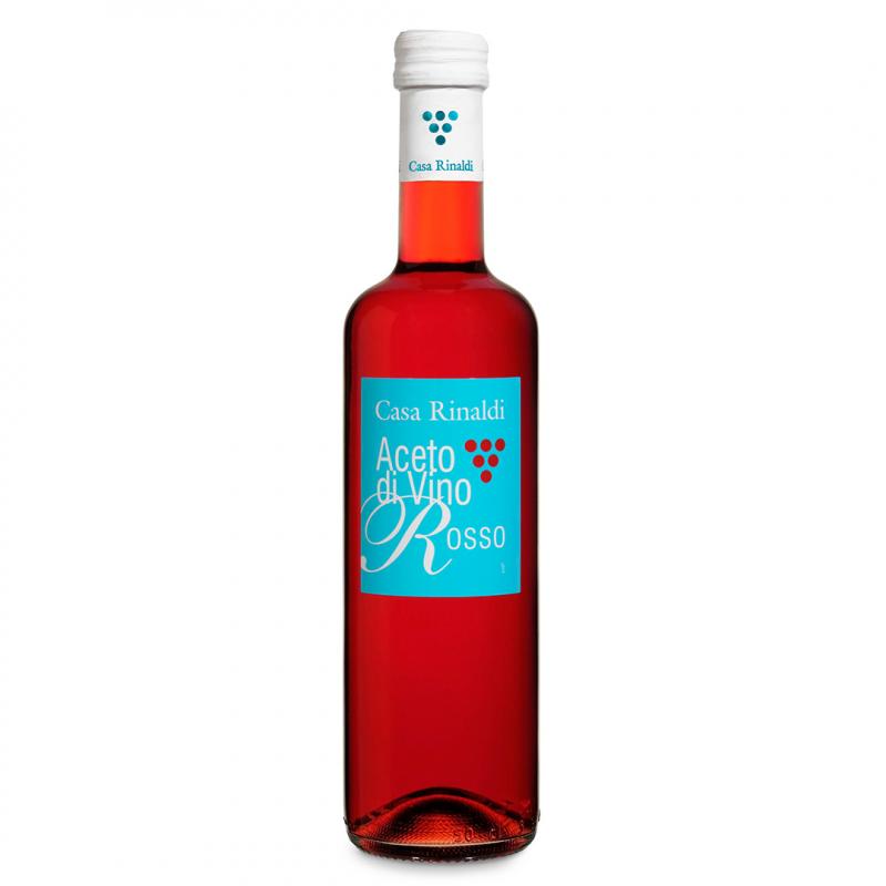 卡薩紅葡萄酒醋/Casa Rinaldi Red Wine Vinegar