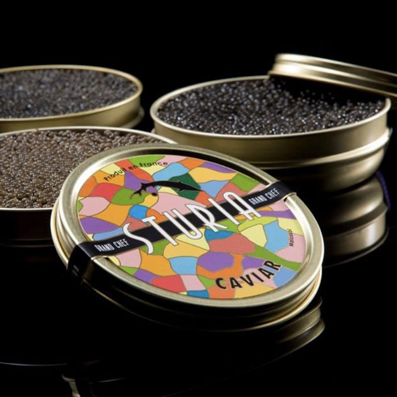 法國貝禮魚子醬 / sturia caviar vintage