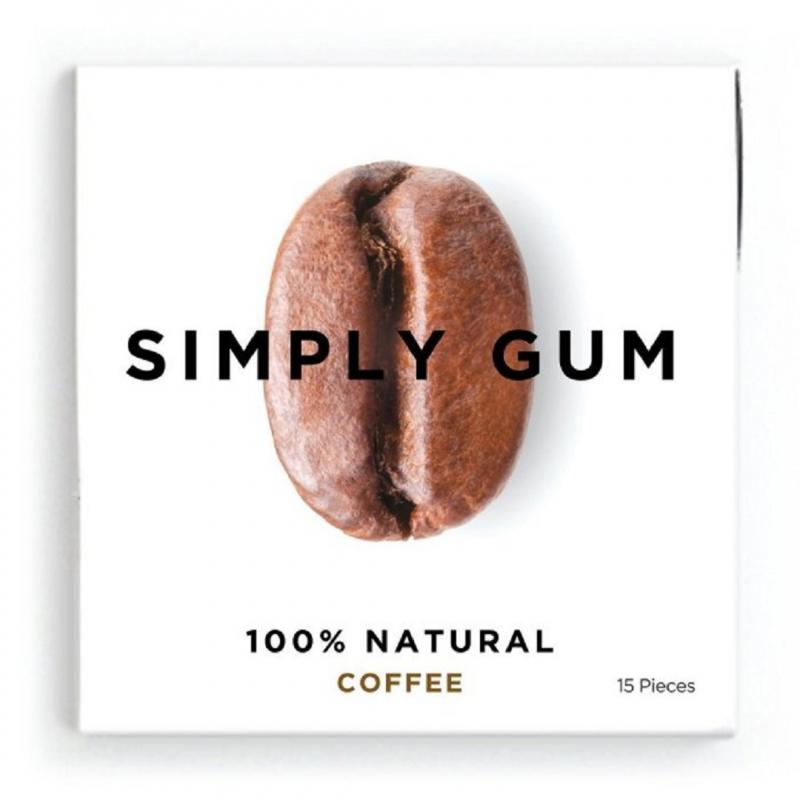 Simply Gum 單純   咖啡品味嚼糖組