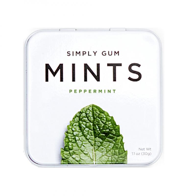 Simply Gum 單純   薄荷輕糖