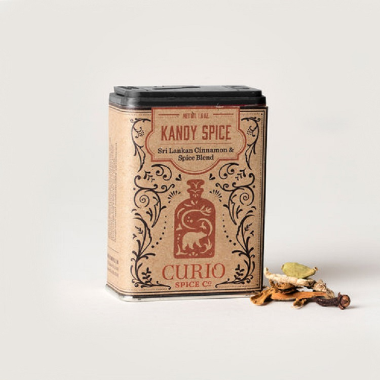 Curio Spice Co. 錫蘭肉桂複合辛香粉