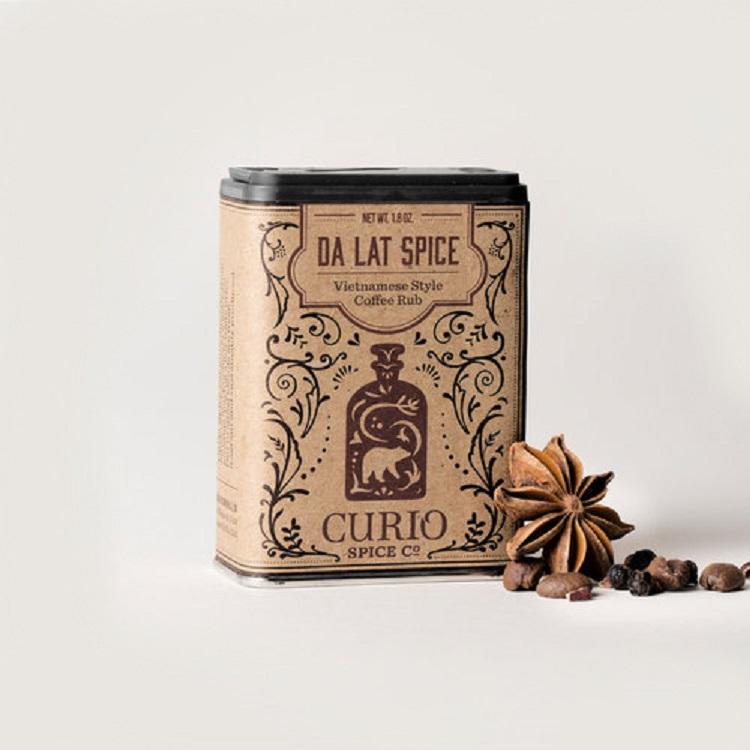 Curio Spice Co. 大叻咖啡複合辛香粉