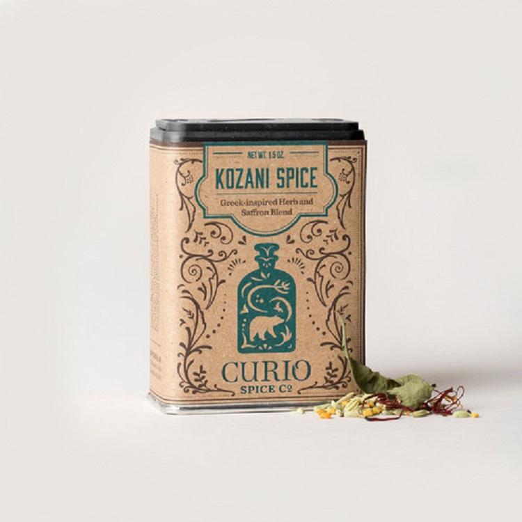 Curio Spice Co. 希臘番紅花複合香草粉