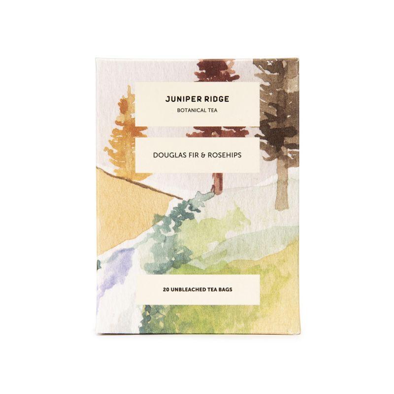 Juniper Ridge 山海凜茶 ─ 玫瑰果冷杉