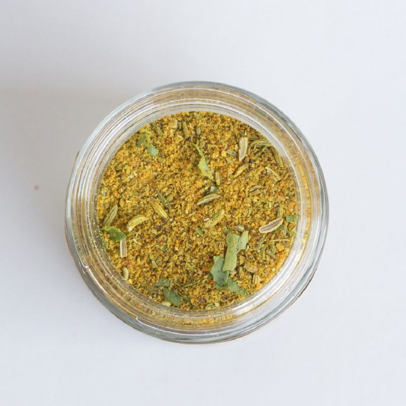 Curio Spice Co. 法式孜然蒜咖哩