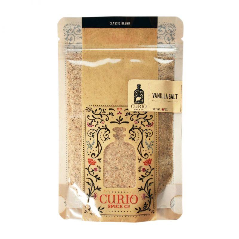 Curio Spice Co. 艾吉摩津香草海鹽