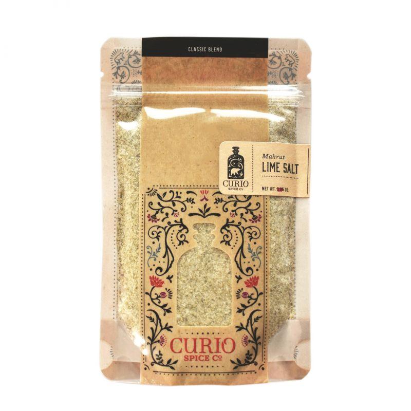 Curio Spice Co. 緬因海岸青檸鹽