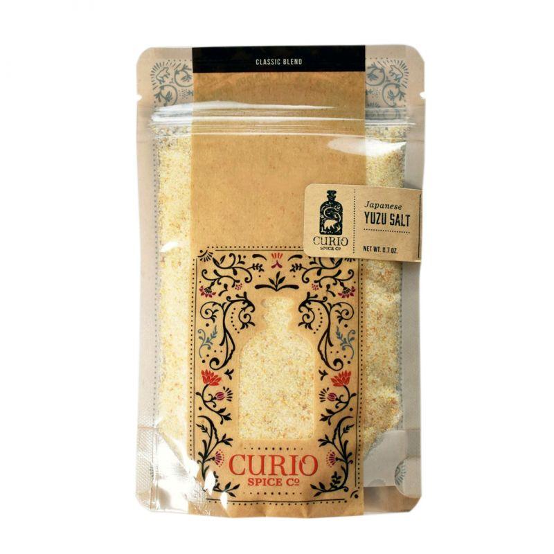 Curio Spice Co. 緬因海岸柚子鹽