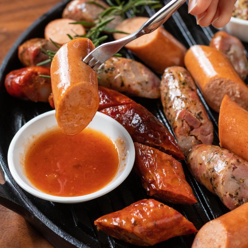 德式香腸 / Garam masala