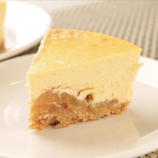 艾菲爾焦糖蘋果重乳酪 / Eiffel Caramel Apple Cheesecake