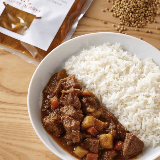 蒙兀兒燉牛肉 / Mughal Beef Stew