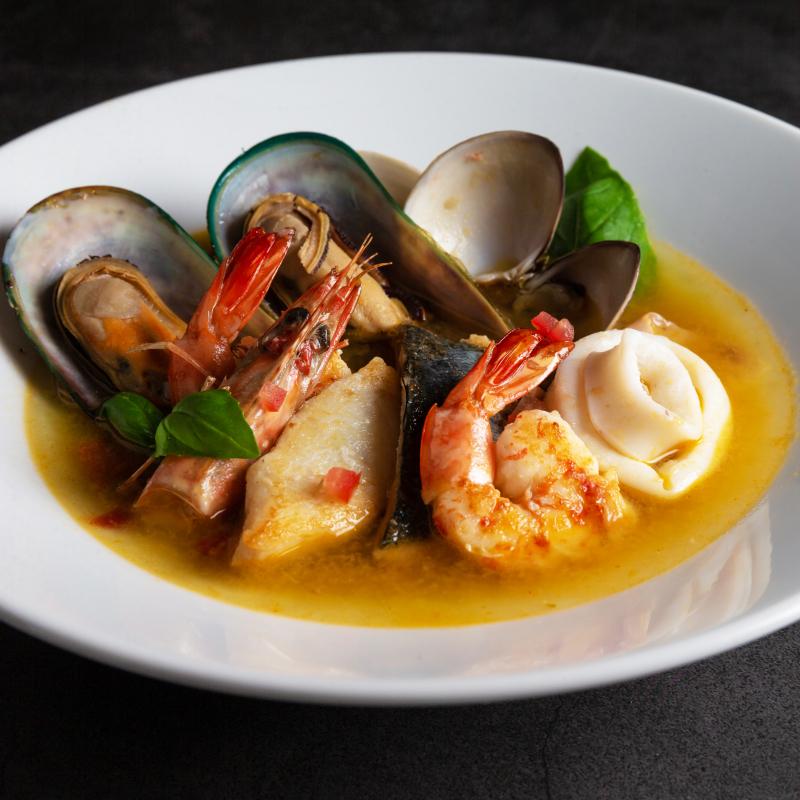 普羅旺斯魚湯 / Bouillabaisse
