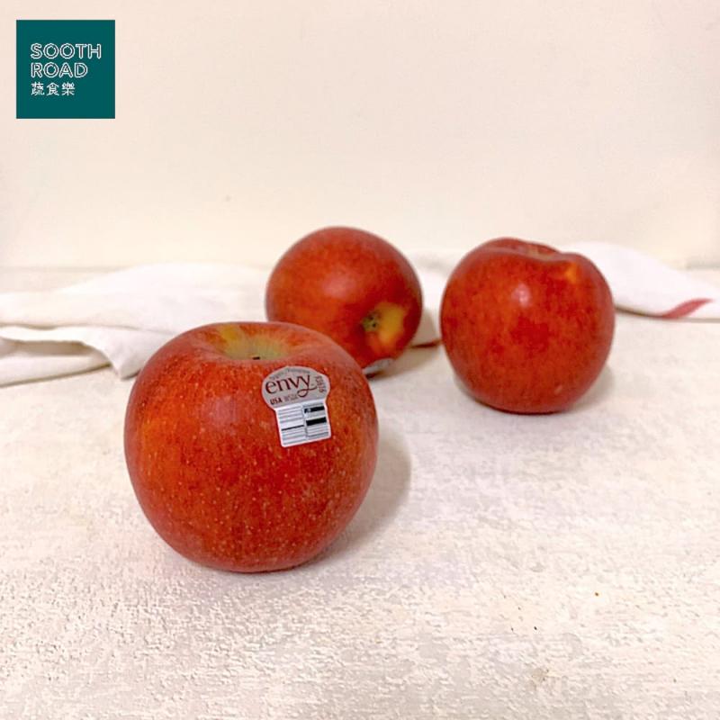 【蔬食樂】美國有機愛妃蘋果 . 原箱28顆