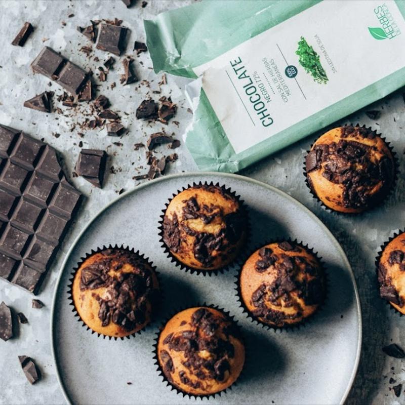 西班牙有機香草巧克力 – 地中海風味 / NEGRO CON UN 72% DE CACAO ECOLÓGICO