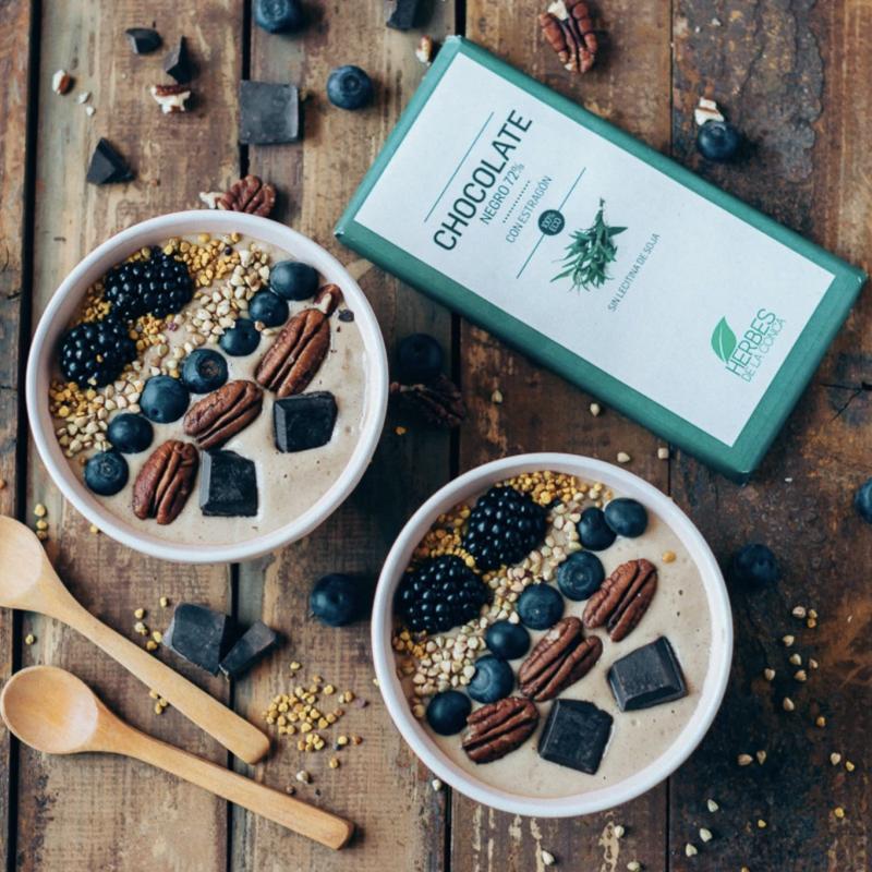 西班牙有機香草巧克力 – 龍蒿 / CHOCOLATE CON ESTRAGÓN