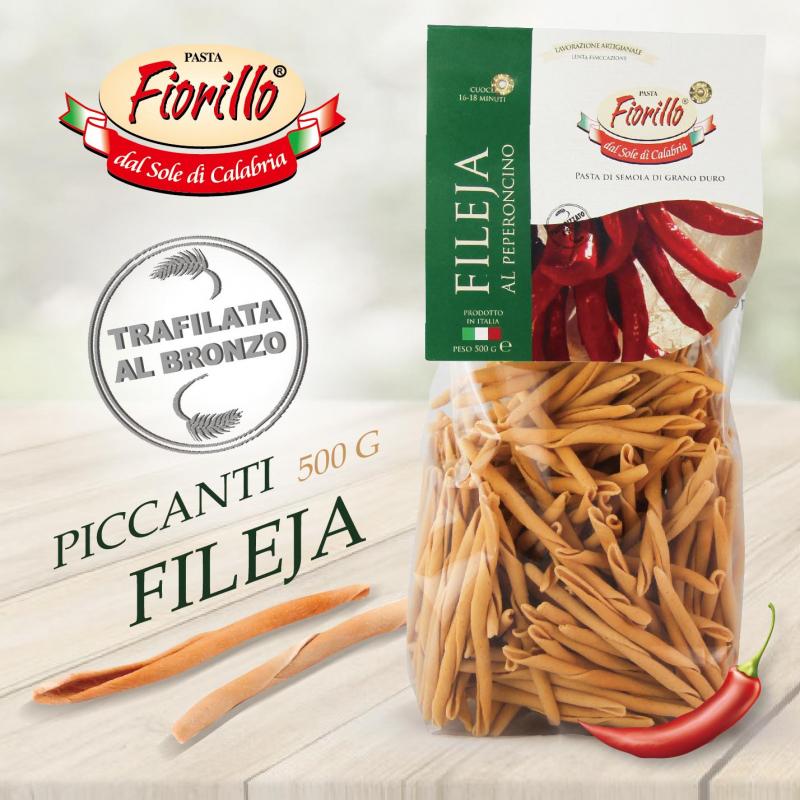 菲奧里洛│南義傳統棍子麵(辣味)
