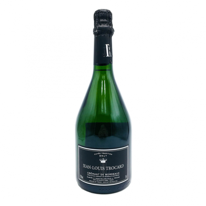 波爾多托卡克雷蒙白氣泡葡萄酒 Trocard Crémant de Bordeaux Brut
