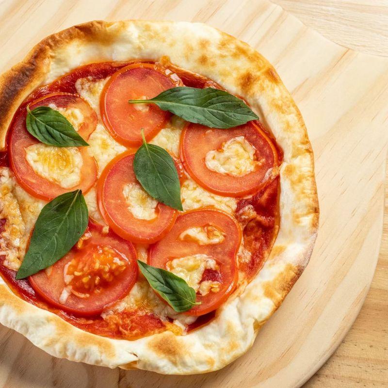 手工窯烤薄脆披薩(素食13入)
