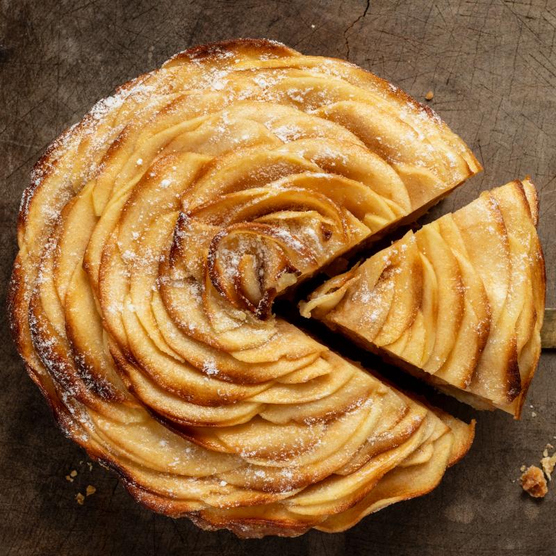 法式蘋果派 / Tarte Aux Pommes