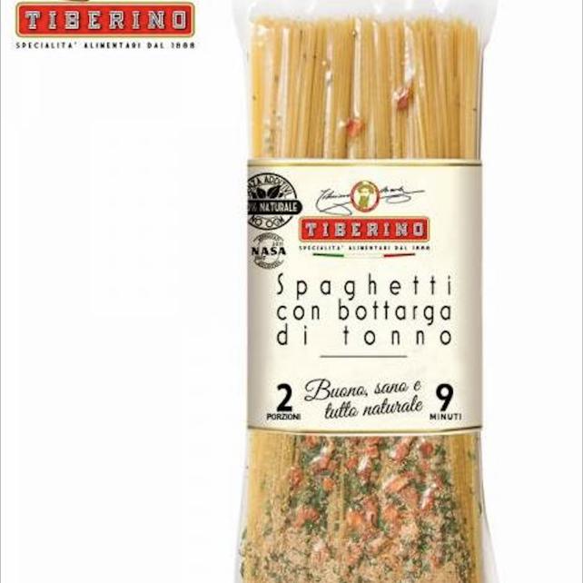 義大利魚子義大利麵 / Spaghetti con bottarga di tonno