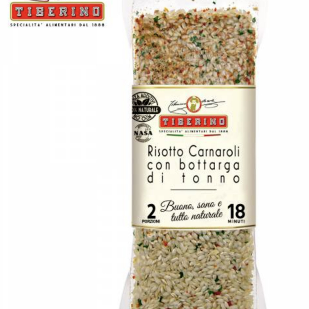 義大利魚子義式燉飯 / Risotto (Carnaroli Rice) & Bottarga