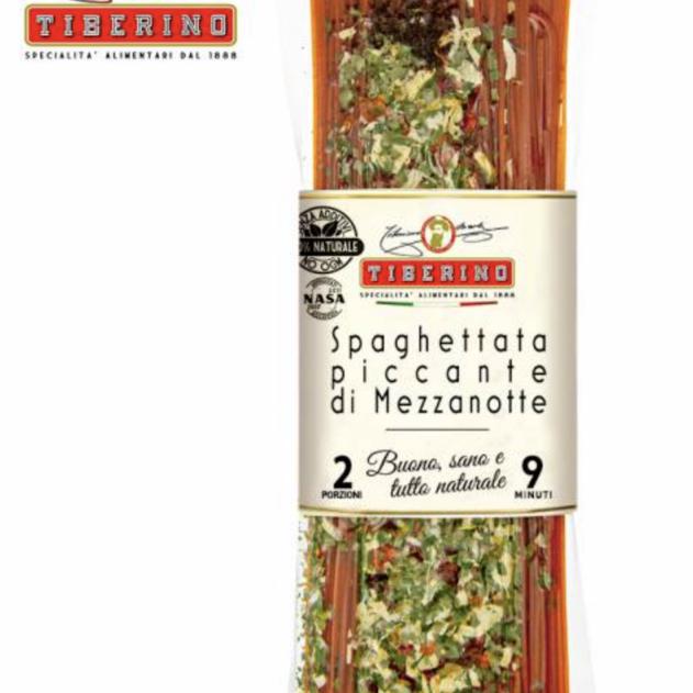義大利深夜香辣義大利麵 / Spaghettata Piccante di Mezzanotte
