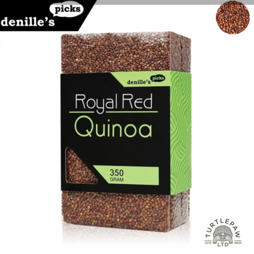 【Denille's Picks】紅藜麥QUINOA