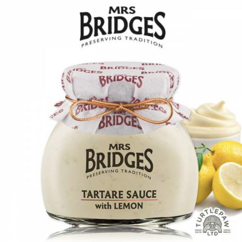 【MRS. BRIDGES】英橋夫人檸檬塔塔醬