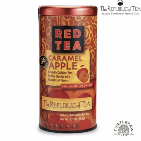 【茶本共和國】南非博士紅茶-焦糖蘋果風味茶包 (36包)