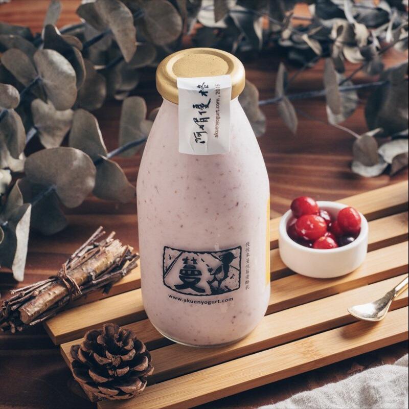 慢慢來蔓悅莓優酪乳 (320g)