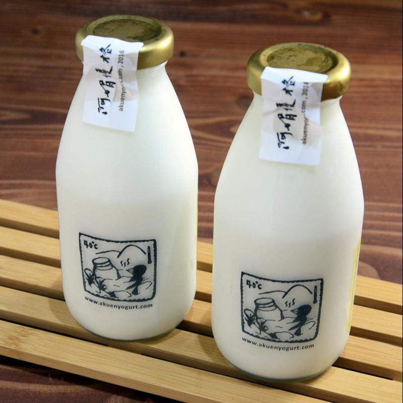 無糖原味優酪乳 (320g)