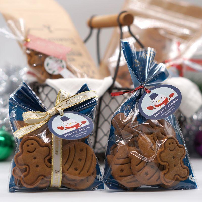 美式手工薑餅餅乾 🎄 聖誕節餅乾