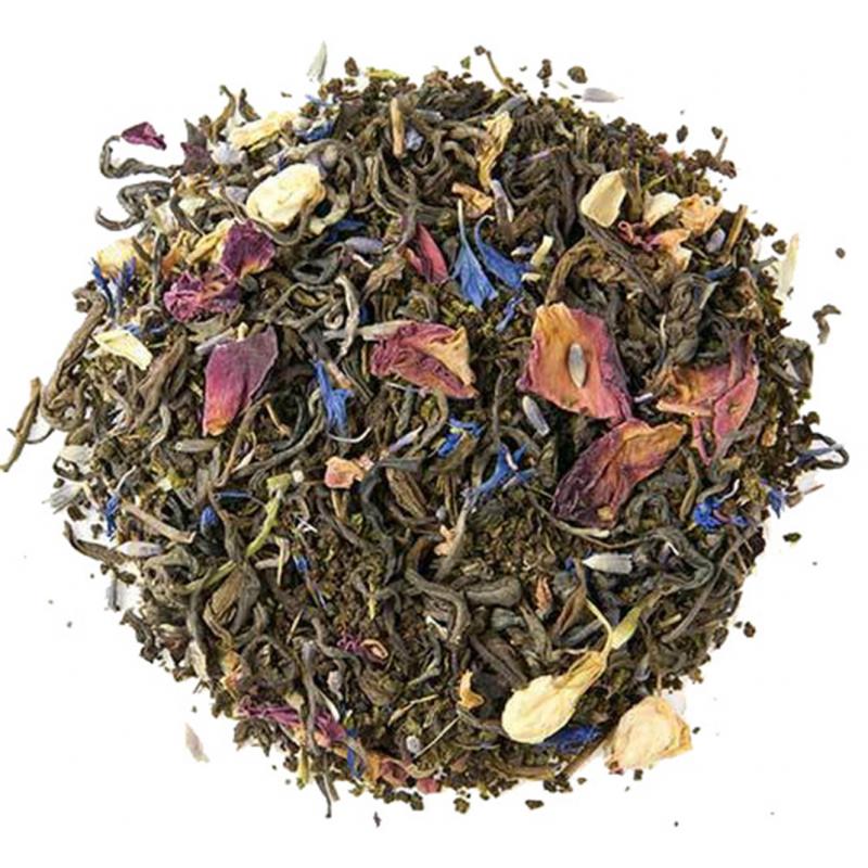 蓊鬱南法鄉間綠茶 / Tres Vert French Blend