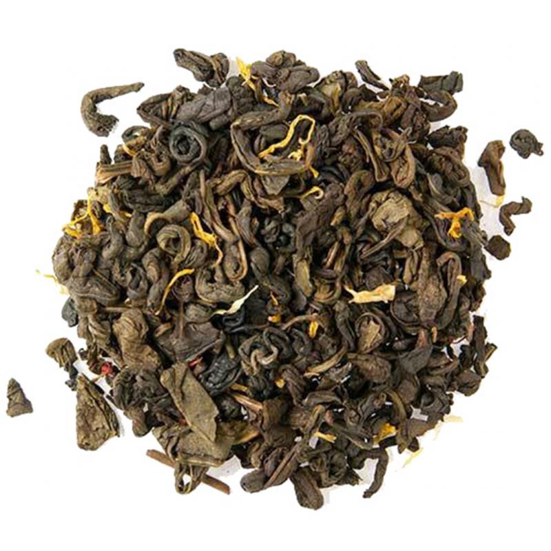 楓中綠意綠茶 / Maple Green Tea