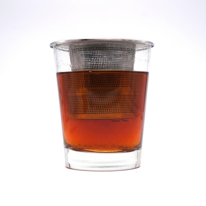 伸縮式杯口濾茶器