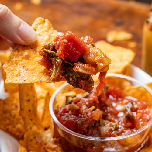 墨西哥手工莎莎醬 / salsa Raw sauce