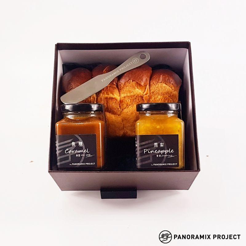 法式布里歐 早餐禮盒組