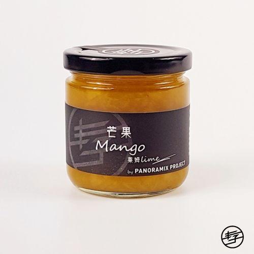 芒果萊姆果醬