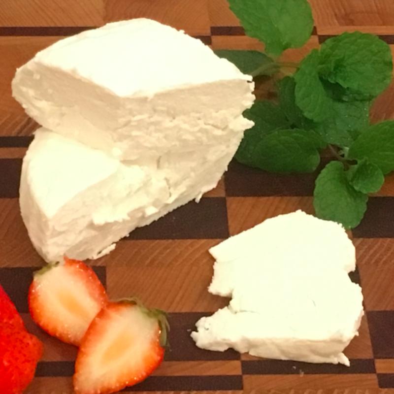 新鮮山羊乳酪 / Chèvre
