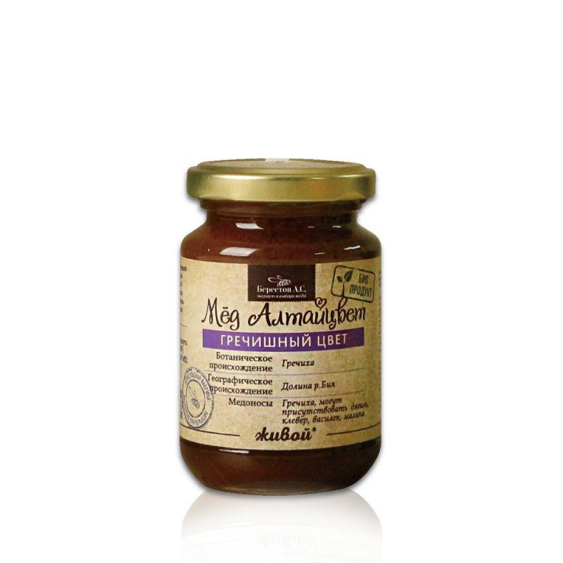 蕎麥生蜂蜜(240g)